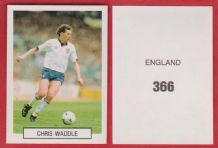 England Chris Waddle Marseille 366